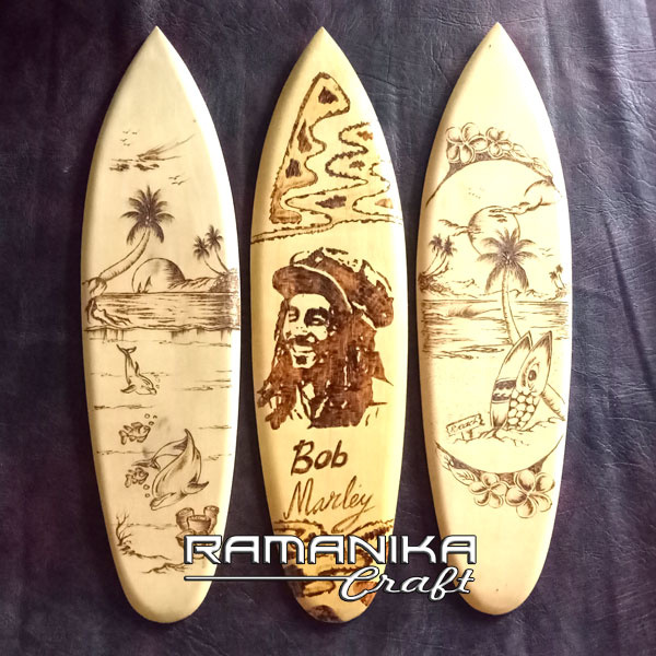 bali surfboard burning handicraft sbbnh