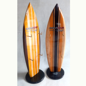 bali surfboard display key rings handicraft dpsbks