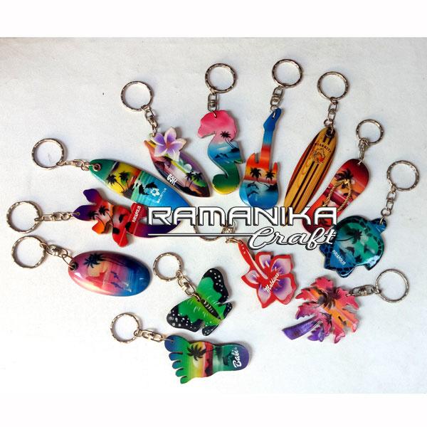 bali key ring airbrush accessories krab