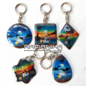 bali key rings accessories krabs