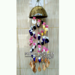 bali chime coco sea shell handicaft cmcss2