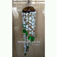 Bali Chime Coco Sea Shell Handicraft